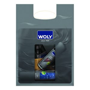 WOLY Plastic Carry Bags