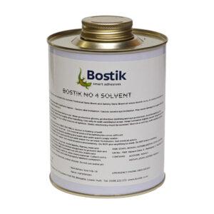 114S-Bostik No 4 Solvent 1 Litre