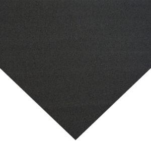 24E-Caster EVA Plain Black