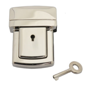 82828 Bag Lock Silver _1