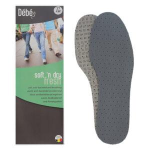Debe Soft n Dry Fresh Insole