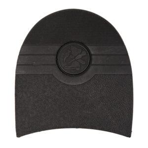 Longlife Logo Heel Black 72