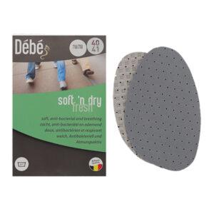 Soft n Dry Fresh Half Insole